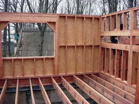 Правильная обшивка стеновых панелей – залог тепла и уюта