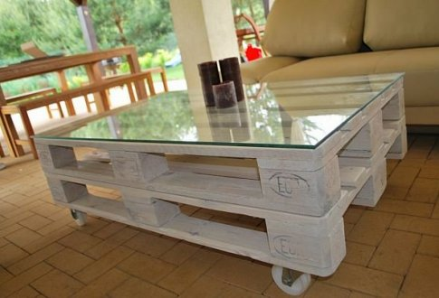 Пример столика