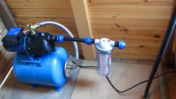 Прочность крепления оборудования к полу существенно снижает уровень шума