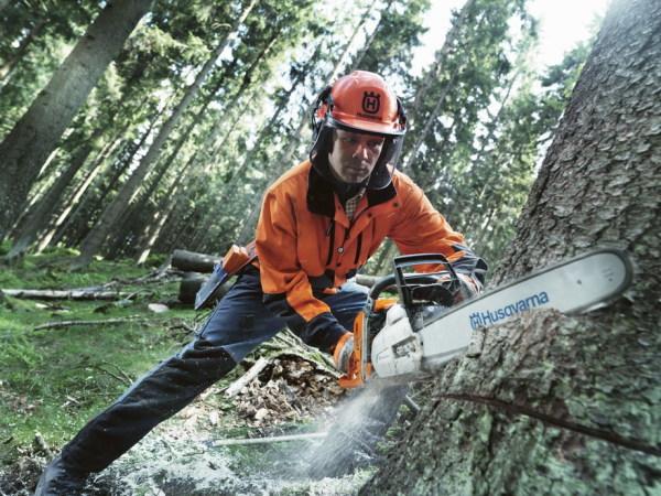Профессиональный инструмент необходим для ежедневной валки леса