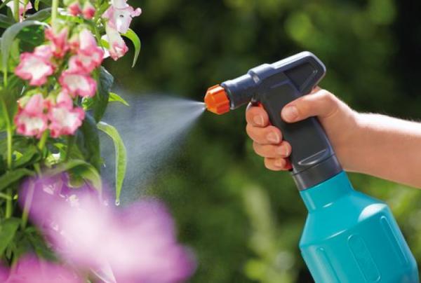 Простая в использовании система защиты растений