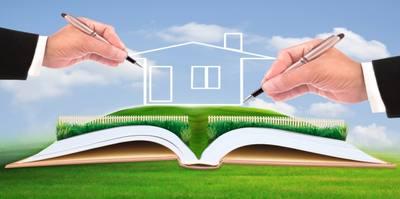 Регистрация жилого дома на садовом участке производится на основании права собственности на этот участок.