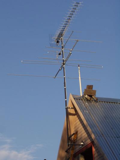С таким устройством на крыше телевизор должен показывать идеально!