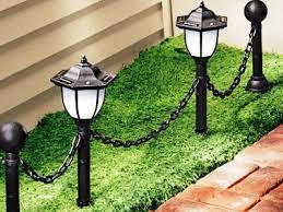 Садово парковые фонари и светильники для дачного участка