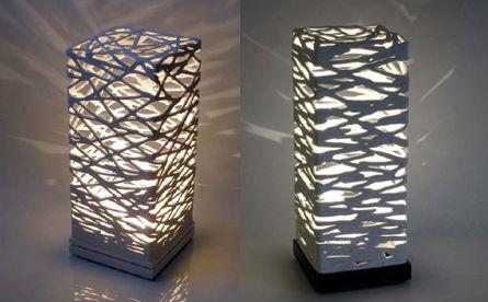 Садовые фонарики своими руками из полимерной глины