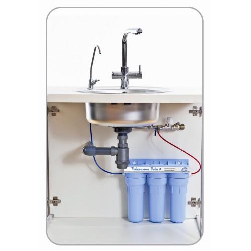 Системы очистки воды для установки под мойку
