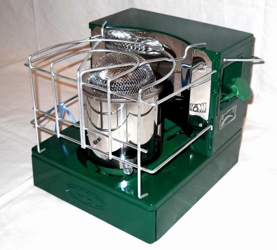Солярогаз ПО-1,8 с тепловой мощностью 1800 Вт.