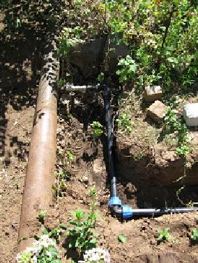 Старые системы орошения и полива не обеспечивали потребителя качественной питьевой водой.