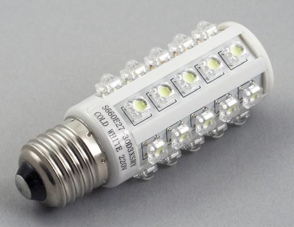 Светодиодные лампы – самые прогрессивные на сегодняшний день