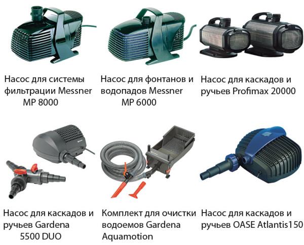 Цена на насос определяется его мощностью и варьируется в пределах от 2400 до 24 000 руб.