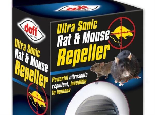 Ультразвуковые приборы – ответ на вопрос, как избавиться от мышей на садовом участке