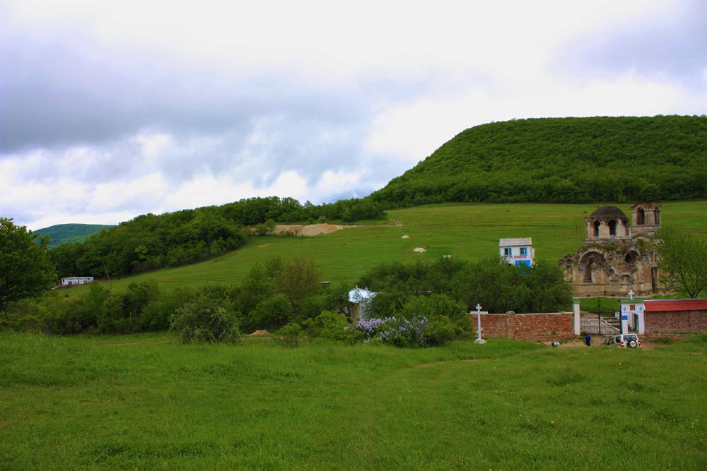 Село высокое крым фото