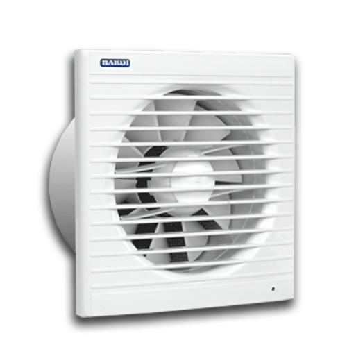 Важно подобрать вентилятор подходящей конфигурации, чтобы не пришлось дополнительно расширять проем в стене