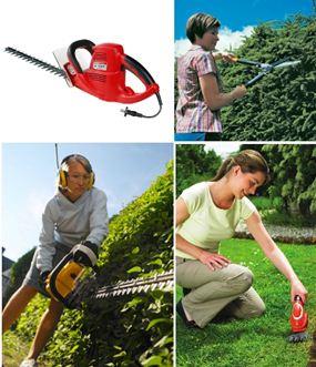 Виды садового инструмента для ландшафтного дизайна